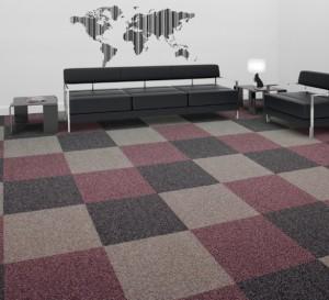 Mistral Modular Bac – Carpete em Placa – Beaulieu