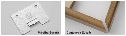 Cantoneira Eucafix – Eucafloor