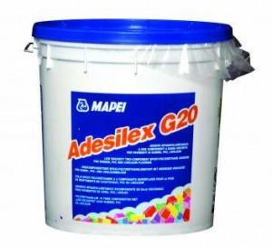 Adesilex G 20 – Borracha e PVC – Mapei