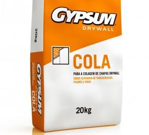 Cola – Acessórios de Drywall – Gypsum