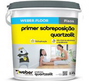 Primer Sobreposição – Weber