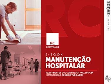 E-book Manutenção Hospitalar
