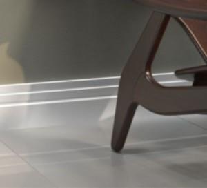 Rodapé Casual/Essencial Branco Polar 150 mm (C-1/E-3/E-2) – Duratex