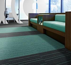 Desso Airmaster® – Carpete em Placas – Tarkett