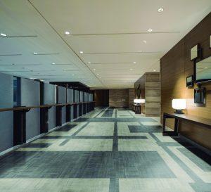 Tarkett – Mantas Comerciais – Colado – Linha Flourish – Coleção Design Prestige