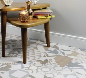 Linha Ambienta Studio – Coleção Design – Piso Vinílico – Colado – Tarkett
