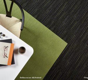 Carpete Modular – Fringe
