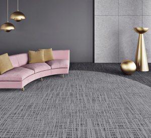 Coleção 3 tonos – Carpete Modular – Carpete em Placa – Belgotex