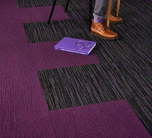Coleção Fringe – Carpete Modular – Carpete Placa – Belgotex