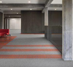 Tarkett – Carpete em Placa – Colado – Linha Desso – Coleção Desert