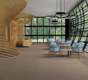 Belgotex  – Carpete Comercial – Carpete em Manta – Coleção Access