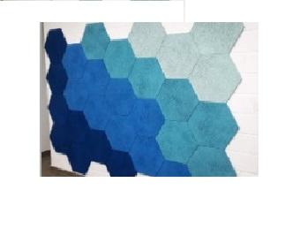 OWA Sonex – Isolamento Acústico – Fiberwood – Revestimento Fiberwood Mosaico