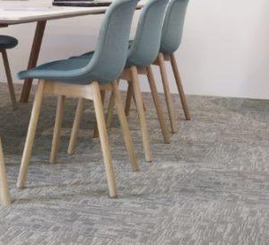 Tarkett – Carpete em Placa – Colado – Linha Basic – Coleção Dots