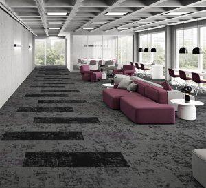 Coleção Layout – Carpete Modular – Carpete em Placa – Belgotex