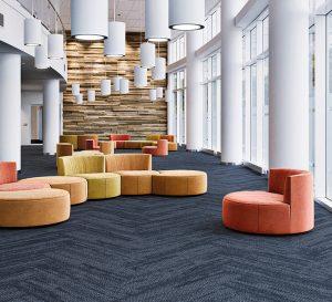 Belgotex – Carpete Modular – Coleção Efecto